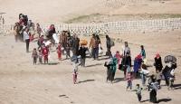 Musuldan 48 saatte 7 bin sivil tahliye edildi
