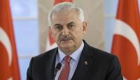 Başbakan Yıldırımdan anayasa değişikliği teklifi açıklaması