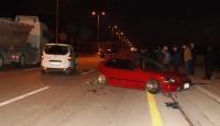 Ankarada trafik kazası: 3 yaralı
