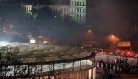 İstanbulda Vodafone Arena yakınında patlama