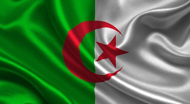 """Cezayir polisinden """"ordu ve halk kardeştir"""" kutlaması"""