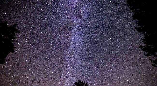Yılın en görkemli meteor yağmurunu kaçırmayın