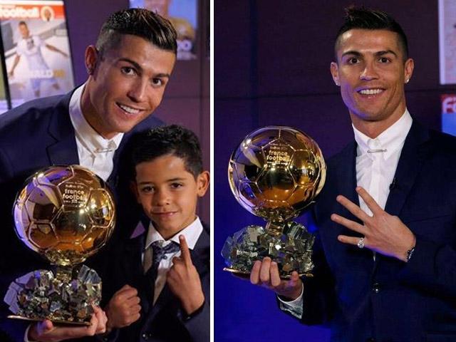 Ronaldo yılın futbolcusu seçildi