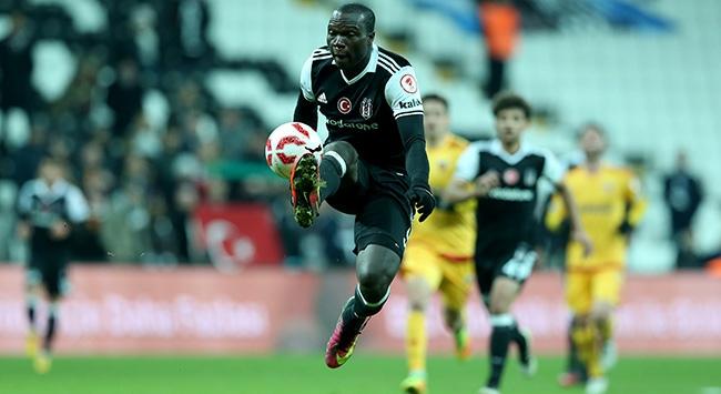 Beşiktaş kupada kazandı
