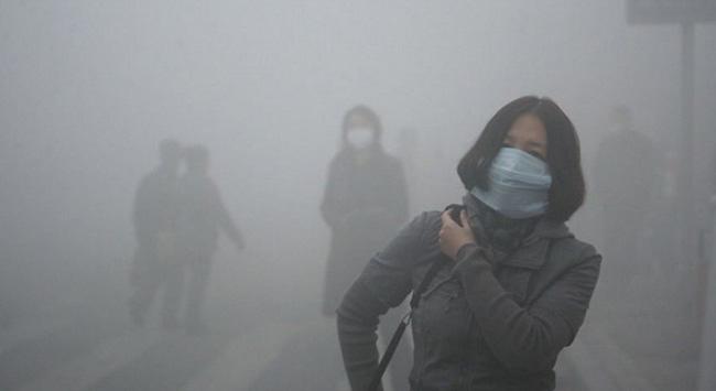 Çin nefes alamıyor: Sarı alarm verildi