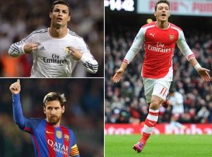 2016nın en iyi futbolcuları