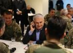 Başbakan Yıldırım, asker aileleri ile telefonda görüştü
