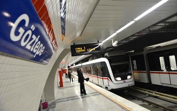 İzmirde raylı sistemde yolcu sayısı sürekli arttı