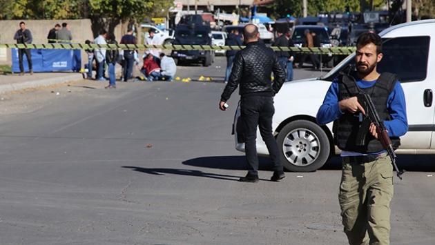 Diyarbakırda öğrenci pansiyonuna saldırı