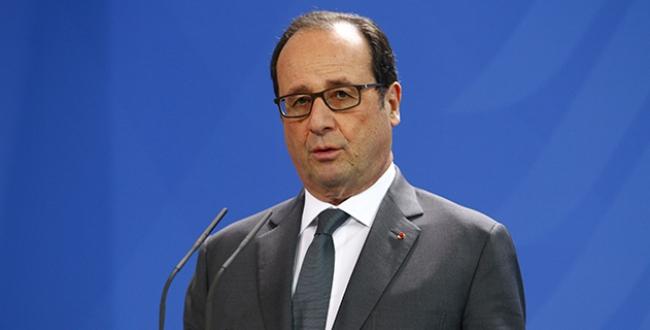 Fransa Cumhurbaşkanı Hollande Irakta temaslarda bulunacak
