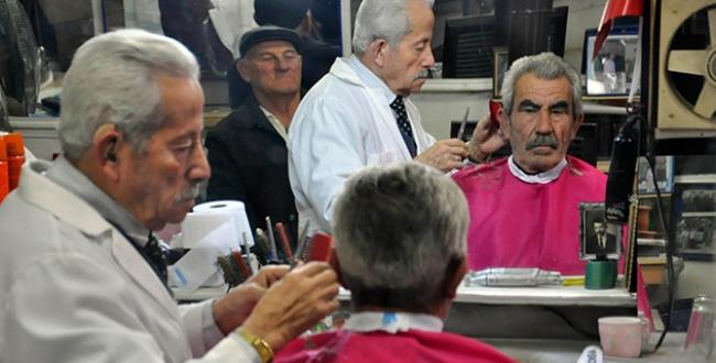 66 yıllık berberlik serüveni