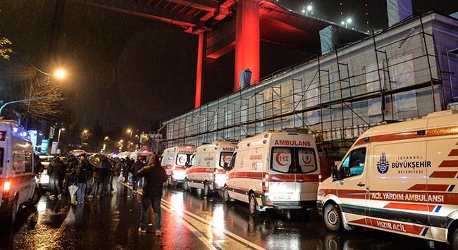 Ortaköy saldırısı soruşturmasında 5 tutuklama