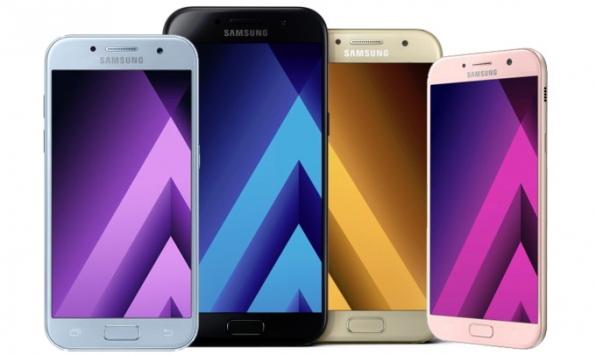Samsungun beklenen cep telefonu