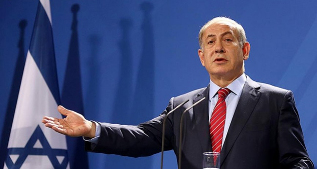 Netanyahu Pariste protesto edildi