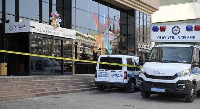 Rus Büyükelçi Karlovun silahlı saldırı sonucu öldürülmesi
