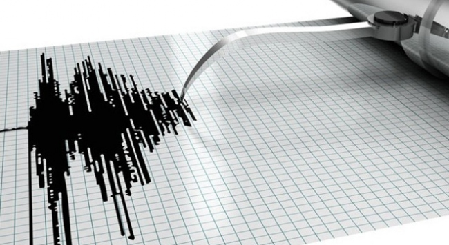Elazığda deprem meydana geldi