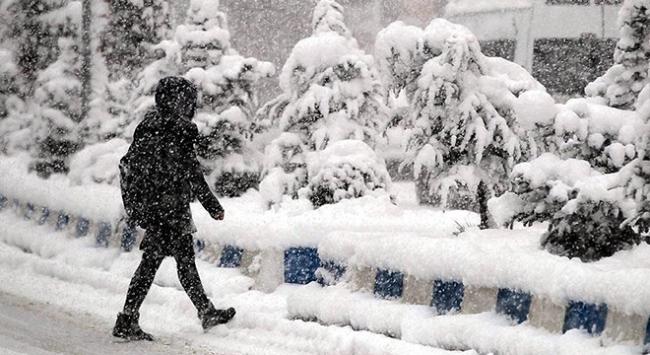 Doğu Anadoluda kar bekleniyor
