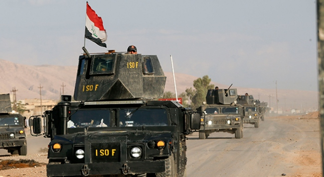 Irak, Musulu DEAŞ kontrolünden almaya çalışıyor