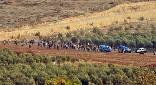 Türkiyenin kara sınırlarında bin 14 kaçak yakalandı