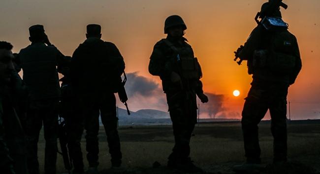 Irak güçleri DEAŞtan 7 köyü geri aldı