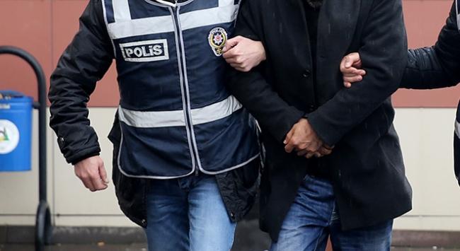 İzmirde PKK operasyonu