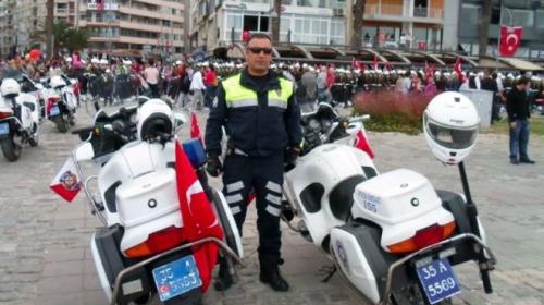 İşte o kahraman şehit polis Fethi Sekin...