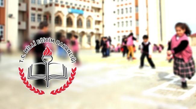 Milli Eğitim Bakanlığında derslik seferberliği