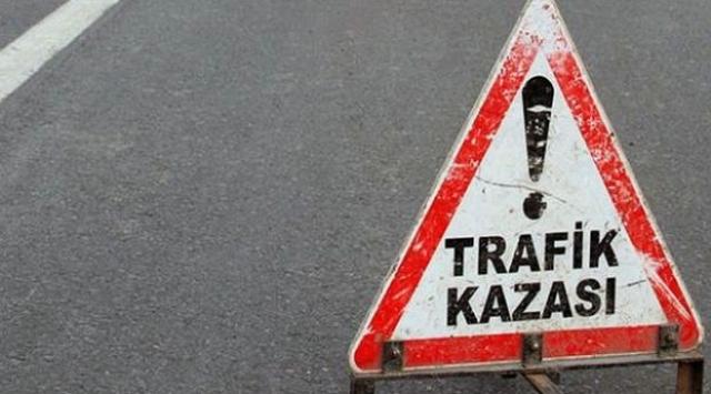 Gaziantepte trafik kazası: 3 ölü, 1 yaralı