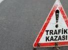 Ardahan'da traktör devrildi 1 ölü 3 yaralı