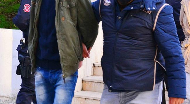 Hatayda terör propagandası yapan zanlı tutuklandı