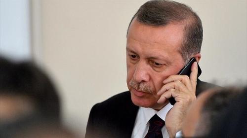 Erdoğan'dan Sekin'in ailesine taziye telefonu