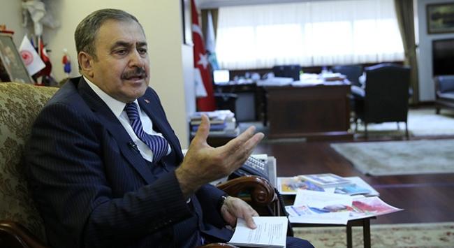 Orman ve Su İşleri Bakanı Eroğlu Belarusa gidecek