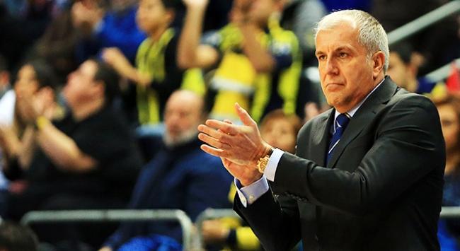 Avrupa Liginin en iyi antrenörü Obradovic