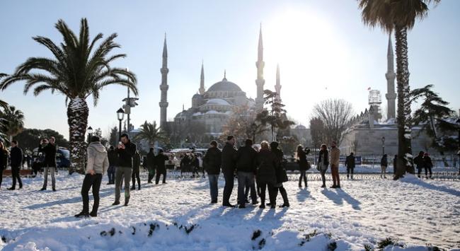 İstanbulda güneş kendisini gösterecek
