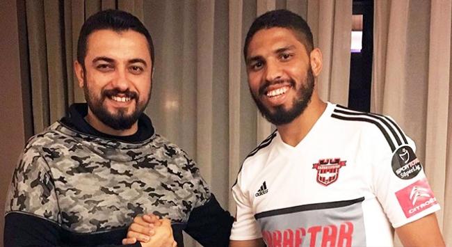 Gaziantepsporda defansa Brezilyalı transfer