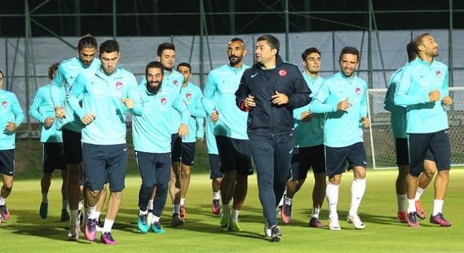 A Milli Futbol Takımı hazırlık maçı yapacak