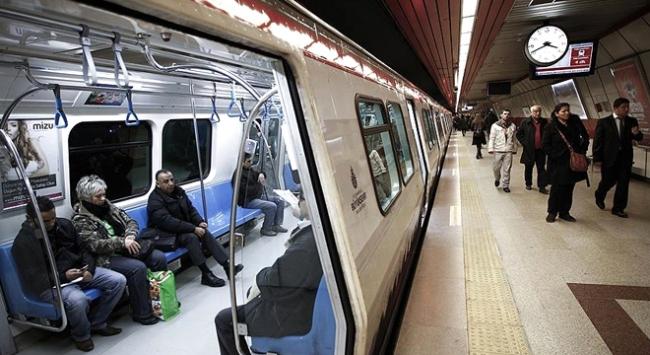 İstanbul metrosunda Ortaköy teröristi alarmı