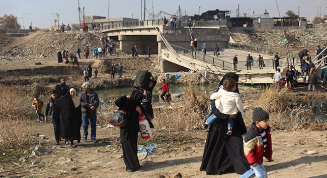 Musulda 4 mahalle daha DEAŞtan kurtarıldı