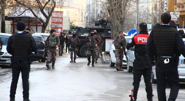 Gaziantep Emniyet Müdürlüğüne saldırıda terör bağlantısı bulunmadı