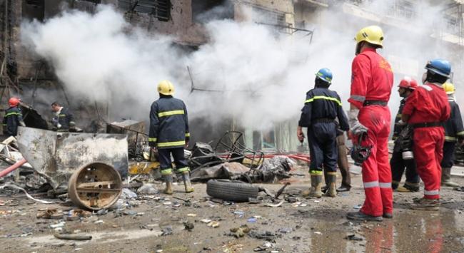 Irakta bombalı saldırılar: 8 ölü, 17 yaralı