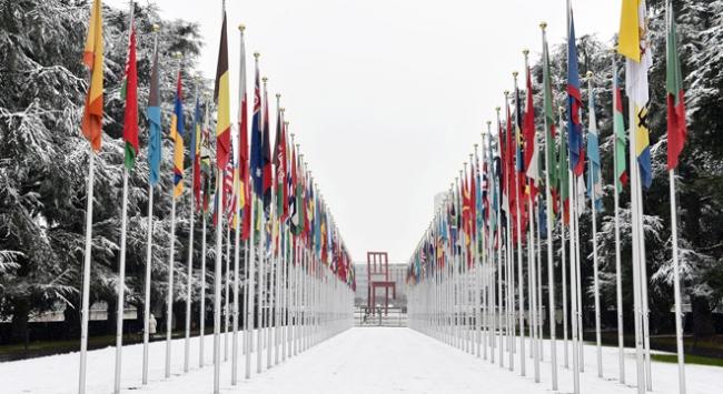 Kıbrıs haritaları BMnin kasasına kilitlendi