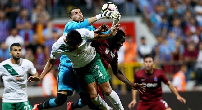 Trabzonspor ile Bursaspor arasında 81. karşılaşma