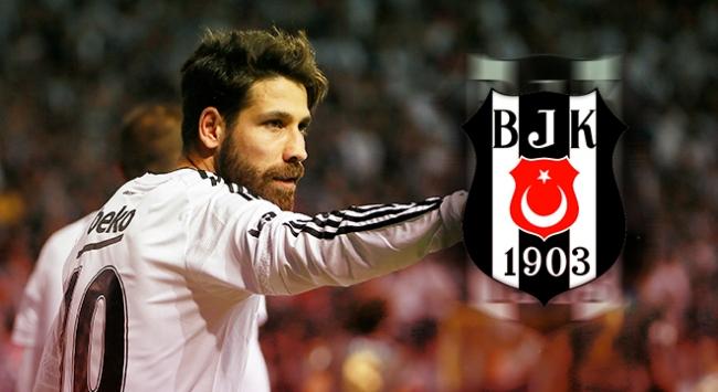 Beşiktaştan Olcay Şahana teşekkür