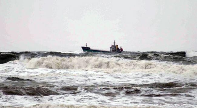 Karadenizde fırtına uyarısı