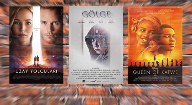 Bu hafta vizyona girecek olan filmler