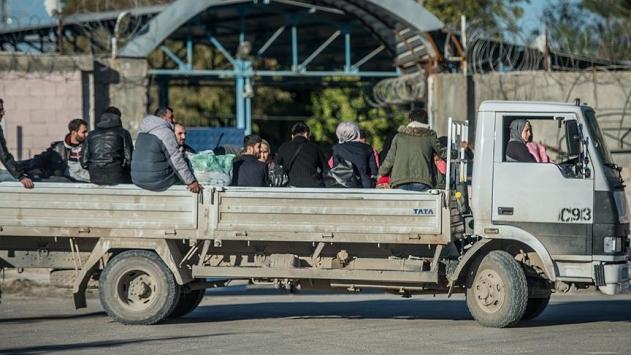 24 bin Suriyeli Cerablusa döndü