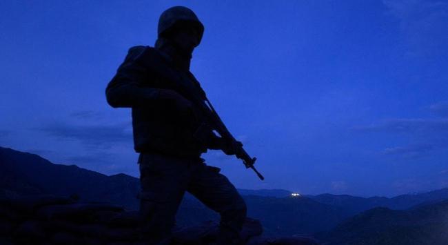 Diyarbakırda bir terörist etkisiz hale getirildi