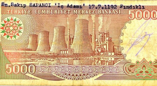 Koleksiyonerler tarafından yoğun ilgi gören imzalı para