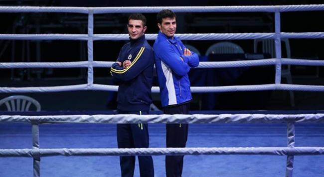 Boksör kardeşlerin hayali, olimpiyat madalyası