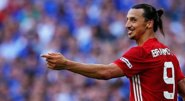 Zlatan Ibrahimovic: Asıl hedefim Premier Ligde şampiyonluk